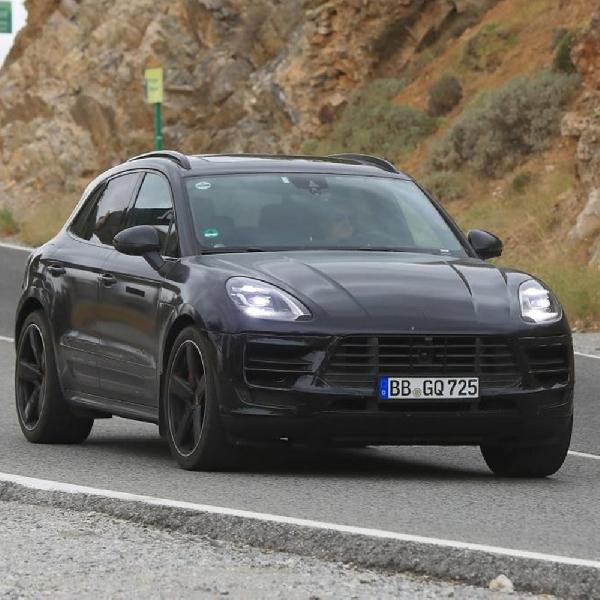 Porsche Macan Facelift Siap Meluncur dengan Ubahan Minor