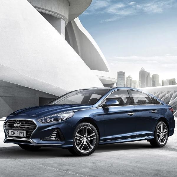 Hyundai Perkenalkan Sonata Terbaru di Korea