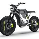 Cleveland Falcon Gabungkan Fitur Sepeda dan Motor Listrik