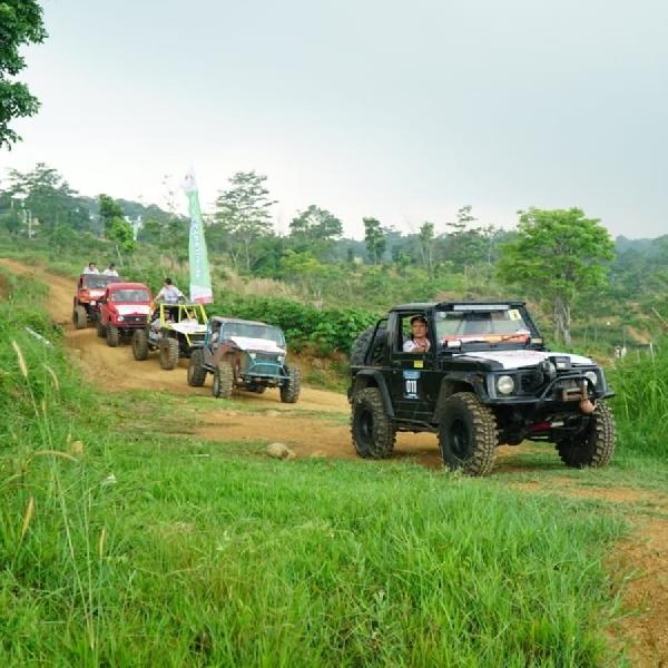 Gelar Fastron Weekend Drive Ke-4, Pertamina Lubricants Ajak Komunitas Petualang Off-Road