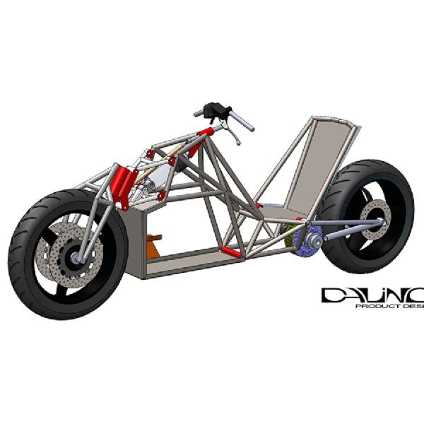 Simak Kelebihan Feet First Concept pada Motor Listrik Ini