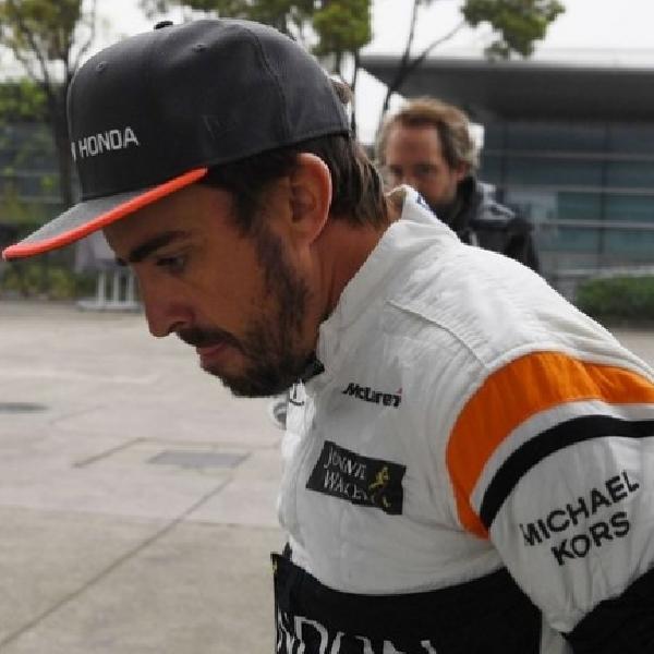 F1: Galau - Fernando Alonso Buka peluang Negoisasi dengan tim lain