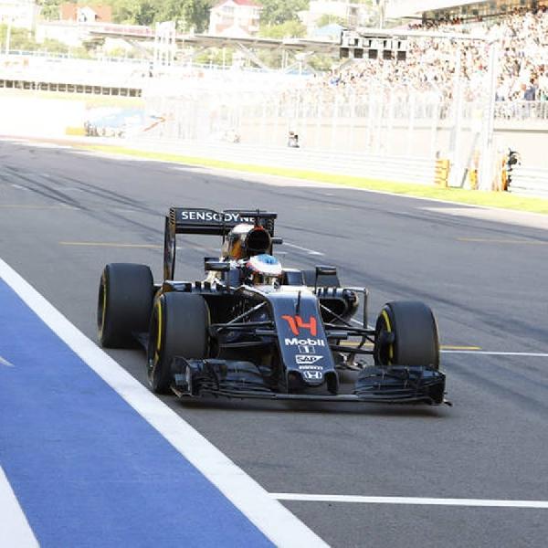 F1: Fernando Alonso Tolak Mercedes demi Mclaren