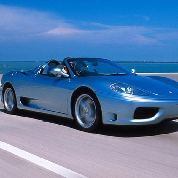 Ketika Ferrari 360 Spider Disulap Menjadi Speedster