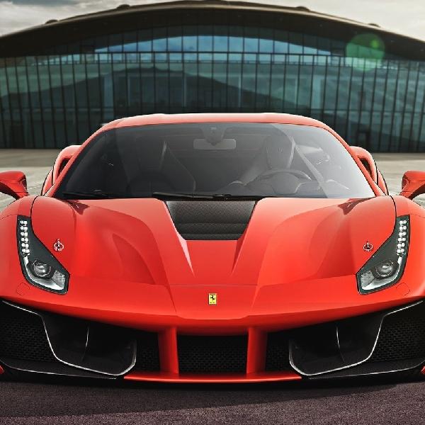 Ferrari 488 GTO Paling Buas Siap Jegal Porsche 911 GT2