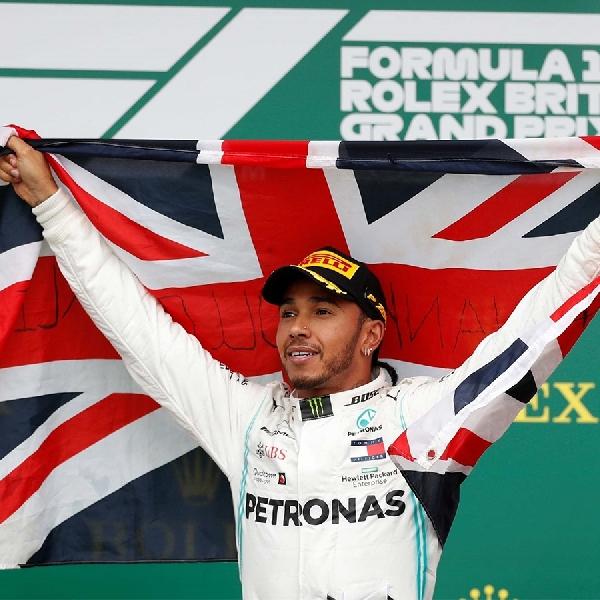 F1: Ferrari Alami Masalah Internal, Lewis Hamilton Tegaskan Pentingnya Kerja Sama di Mercedes