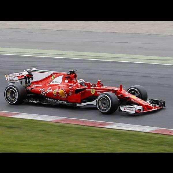 Raikkonen Tercepat - ini Hasil Pengujian Pra-Musim Kejuaraan balap Formula 1