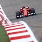Hamilton: Ferrari Akan Libas Lintasan di Austin