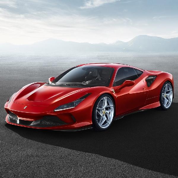 Ferrari F8 Tributo Penghormatan kepada Ferrari Paling Bertenaga Hadir di Geneva