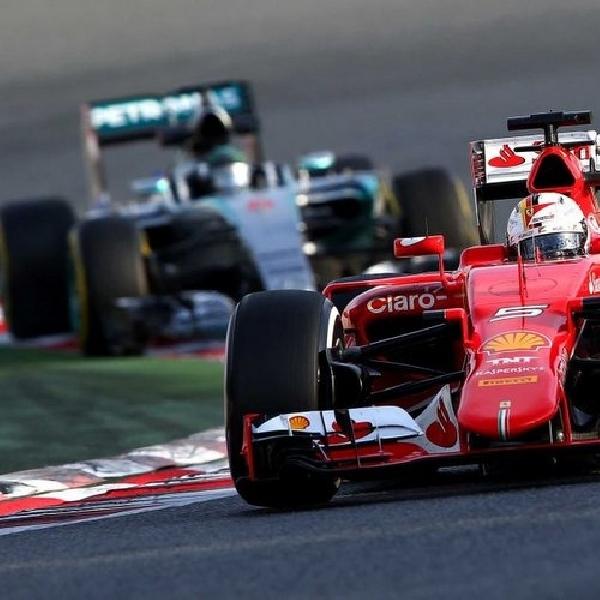 F1: Ferrari Lepas Tangan Atas Kasus Pencurian Data Mercedes