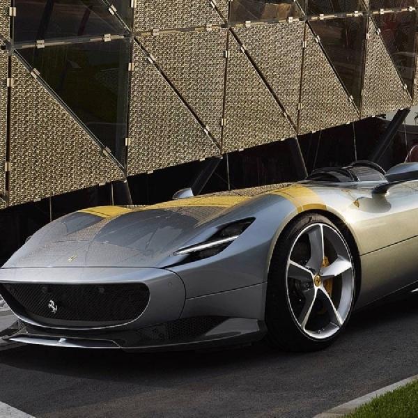 Ferrari Luncurkan Monza SP1 dan SP2 Seri Icona Baru