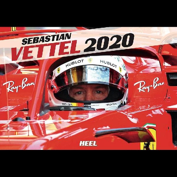 F1: Ferrari Mulai Negosiasi Kontrak Baru dengan Sebastian Vettel