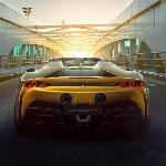 Ferrari Perkenalkan SF90 Spider Bertenaga Hybrid 1000 HP