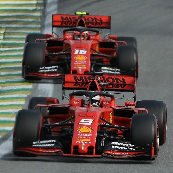 F1: Ferrari Rencanakan Perubahan Mesin Signifikan untuk Musim 2020