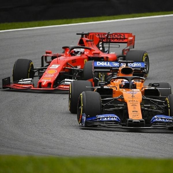 F1: Ferrari Resmi Datangkan Carlos Sainz Untuk Musim 2021
