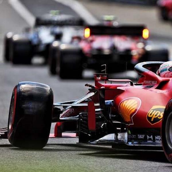 F1: Ferrari Selesaikan Proyek Simulator Formula 1 2022