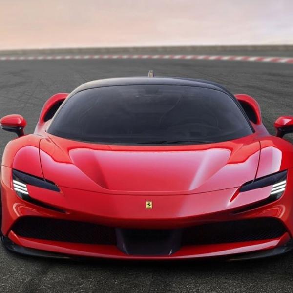 Ferrari SF90 Stradale, Hybrid Bertenaga Gila