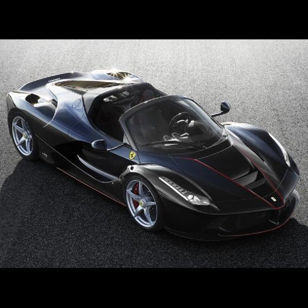 Ferrari Bakal Punya Supercar Elektrik untuk 2022