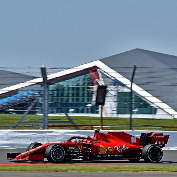 F1: Ferrari Tak Ingin Jadi 'Tercepat Ketiga' di Formula 1