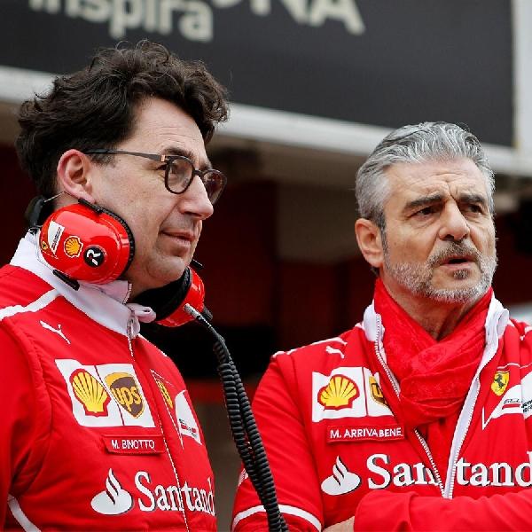 Ferrari Tak Ingin Perbaikan Signifikan Dalam Waktu Dekat