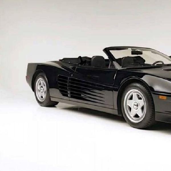 Mobil Ferrari Testarossa Properti Iklan Pepsi Michael Jackson Dijual Rp10 Miliar