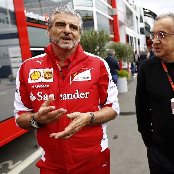 F1: Ferrari Tunda Pengerjaan Mobil 2016