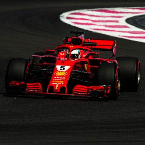 Revisi Sektor Aerodinamika Ferrari Berbuah Hasil Menyenangkan