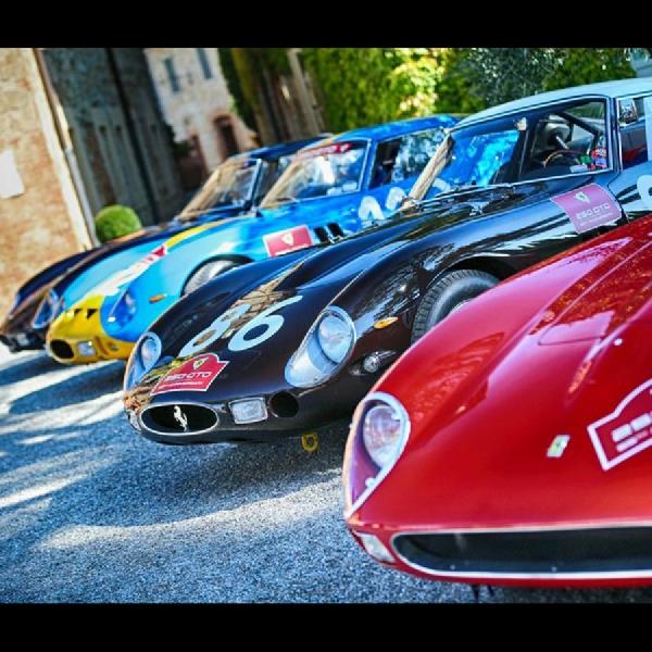 Ikuti Jejak Jaguar E-Type, Ferrari Berencana Bangun 250 GTO