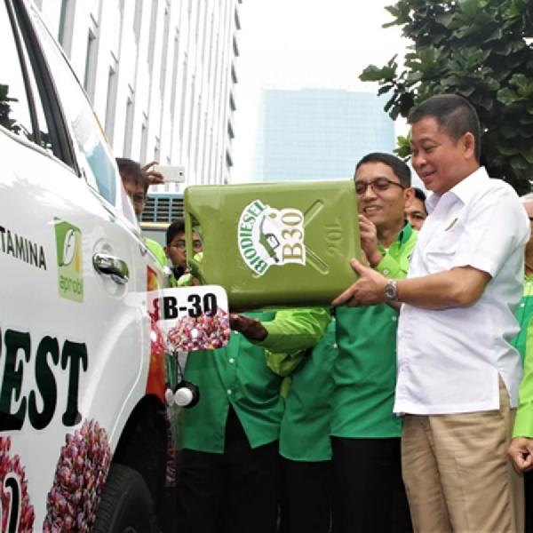Biodiesel, Energi Nabati yang Ramah Lingkungan
