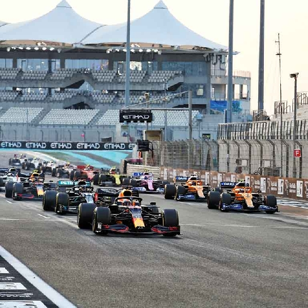 F1: FIA Umumkan Formula One Bakal Bebas Karbon