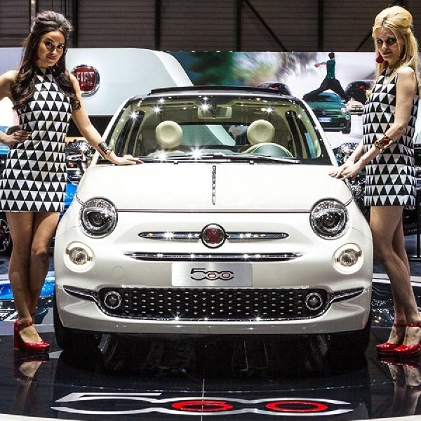 Fiat 500 60th Limited Edition