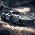 Simak Detail Baru Penerus Lamborghini Aventador