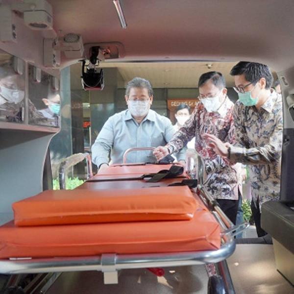 Anak Perusahaan Astra International Ini Serahkan Bantuan Mobilitas, Perangi Covid-19