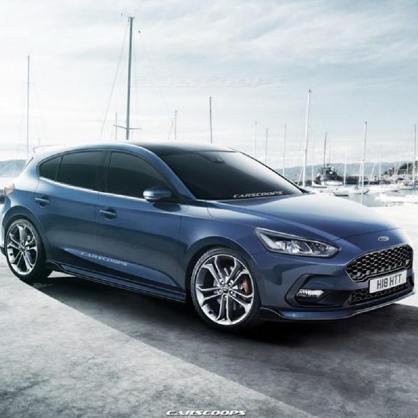 Ford Focus Terbaru Sudah Siap Diperkenalkan