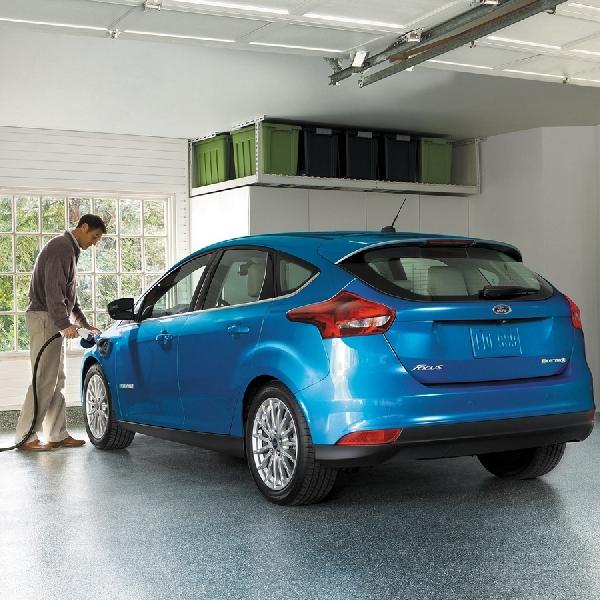 Ford Tingkatkan Kemampuan Focus Electric