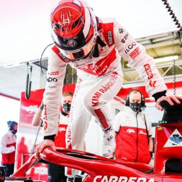 F1: Kimi Raikkonen Fokus Pada Balapan dan Tak Pedulikan Penggantinya di Alfa Romeo