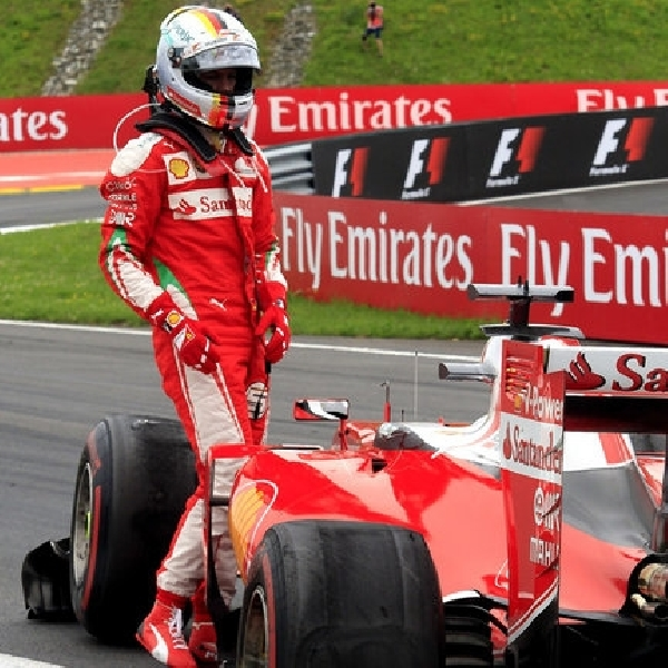 F1: Fokus Utama Antonio Giovinazzi Untuk Ferrari