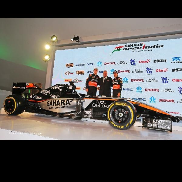 F1: Force India Yakin Mampu Raih Podium di Austria