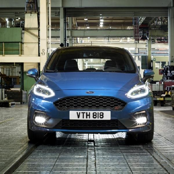 Ford Fiesta ST - Inovasi Terbaru dari Ford Performance