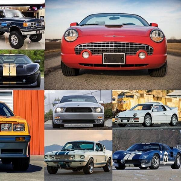 Inilah 11 Mobil Ford Langka dan Memikat (Part 2)