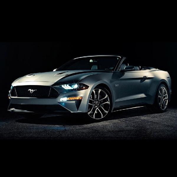 Ford akan Rilis Mustang Facelift - Wajah Baru Mesin Tetap Sama