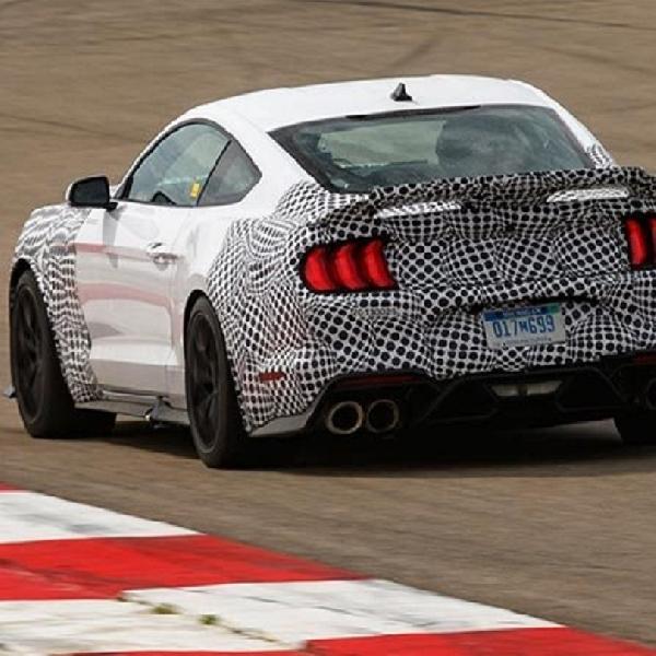 Ford Bocorkan Detail Mustang Mach 1, Mesin 5000cc dan Aerodinamika Jadi Sorotan