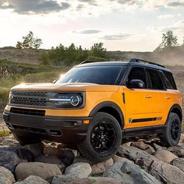 Ford Bronco Dengan Transmisi Manual Punya Keunggulan Lain, Seperti Apa?