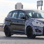 Ford C-Max Hybrid Sedang Lakukan Ujicoba
