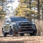 Ford Explorer Timberline 2021 Tiba dengan Gear Off-Road
