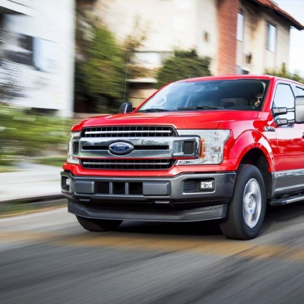 Ford F-150 Power Stroke, Pickup Super Duty dengan Daya Towing 5 ton
