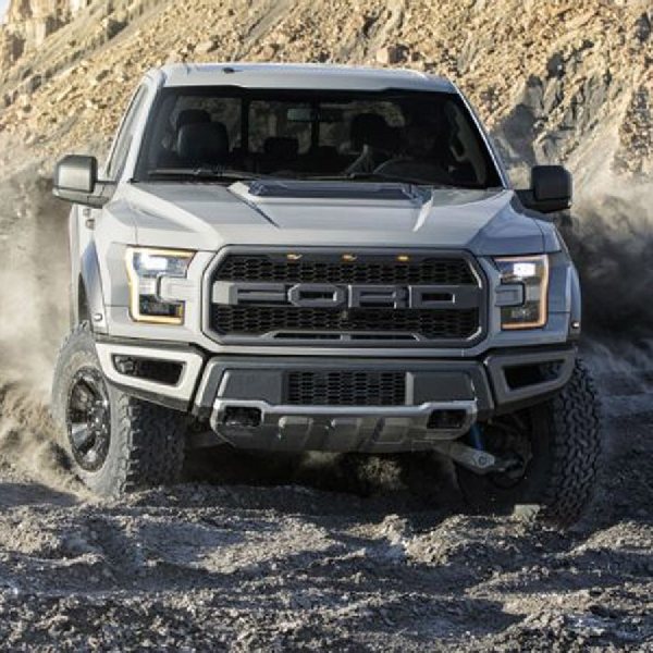 Ford F-150 Raptor SuperCrew Dijual di China Tahun Depan