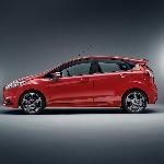Ford Fiesta ST Versi 5 Pintu Segera Dijual di Eropa