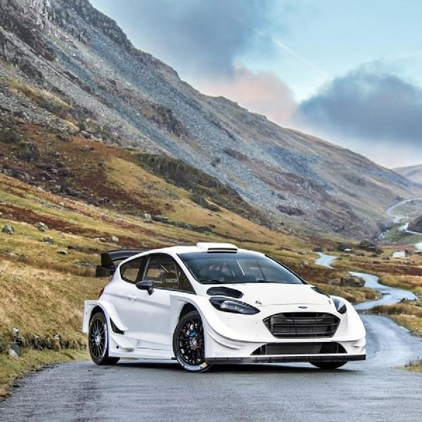 WRC 2017: Tim M-Sport Tetapkan Ford Fiesta RS Dinahkodai Sebastian Ogier dan Estonian Ott Tanak