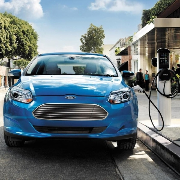 Ford Akan Meluncurkan Angkutan Umum Listrik di Tiongkok